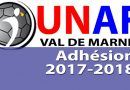 Adhésion 2017-2018